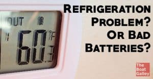 Your refrigerator is running all the time but nothing is really cold. Is it time to call in the refrigerator repairman? Or is it something else?