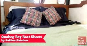 Great boat sheets that FIT!