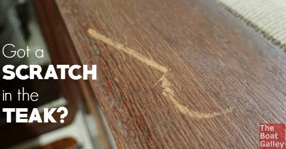 An Easy Way To Fix A Scratch In Wood Without Totally Refinishing The Area
