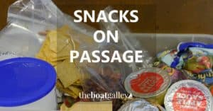 Going for a sail and want some ideas for snacks that are easy, nutritious and delicious? Here are 11!