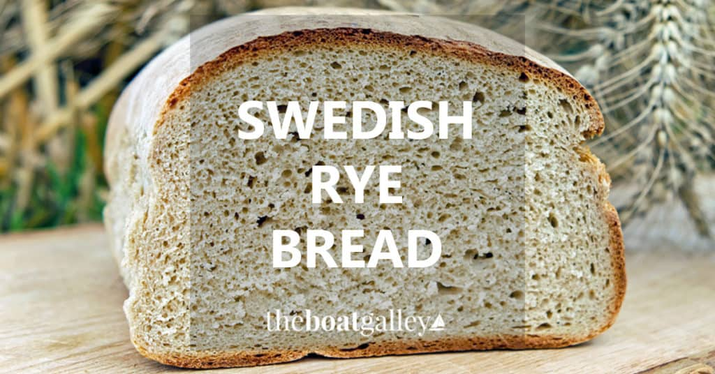 A light rye with a hint of orange--designed for a personal loaf, but easily doubled for a full loaf.