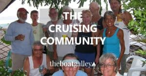 The cruising community is a wonderful and uplifting place. The reaction to this year's hurricanes proves it, but random acts of kindness happen every day.