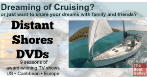 Dreaming of cruising? Need a little inspiration? Or wanting to share your dream with someone else? These DVDs just might do it!