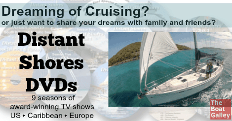 Distant Shores DVDs | The Boat Galley
