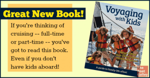 Tons of insight on all sorts of pre-cruising questions that everyone has from three very experienced cruisers.