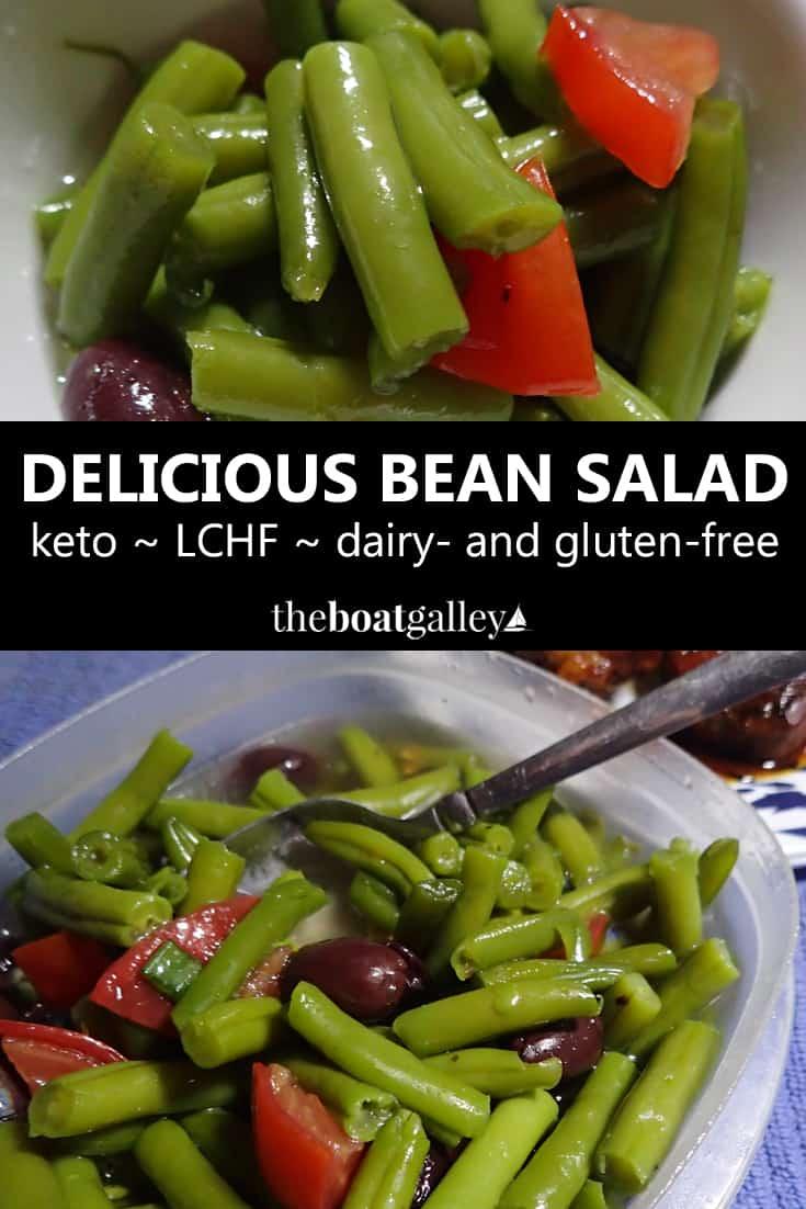 3 Bean Salad Recipe Low Carb