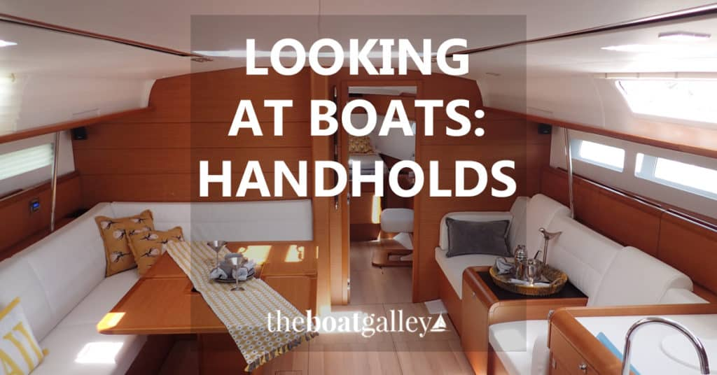 Looking at boats to buy? There's so much to remember to check out even before you have a survey to get into the guts of the systems. One more thing to check out for safety.